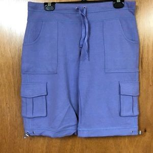 Althea short purple small